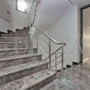 Márvány lépcsők Budapesten-Tundra GreyMárvány